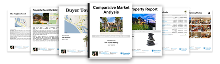 Real Estate Competitive Market Analysis CMAs
