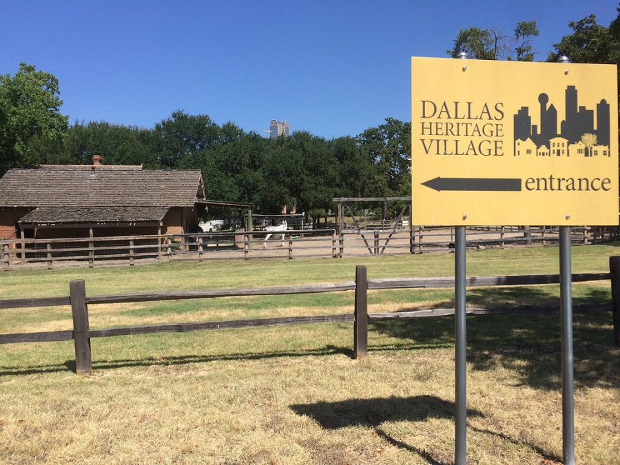 Sell Single Family, Sell Apartment Building, Sell Commercial Real Estate [Dallas Heritage Village]