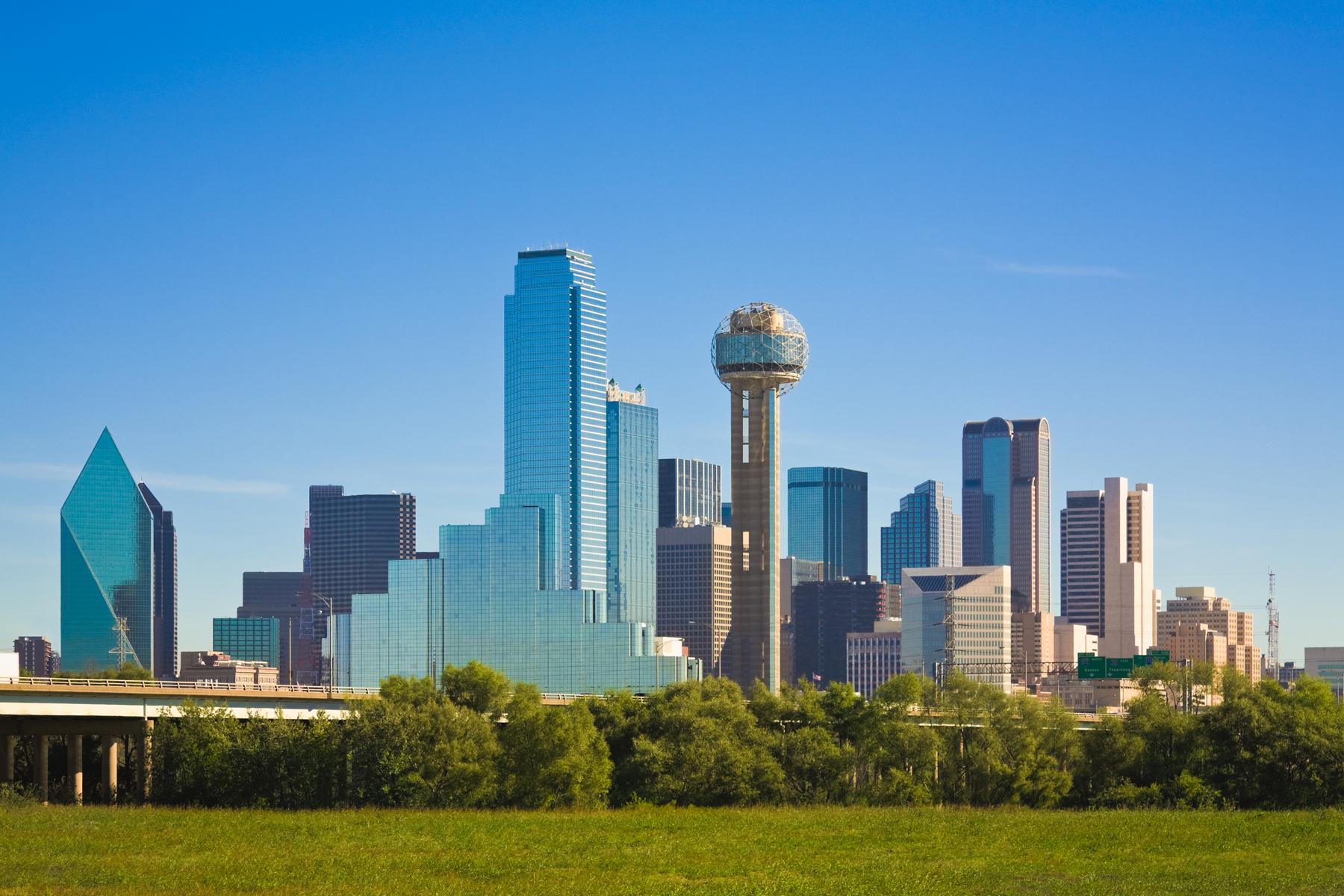 Sell Your Dallas-Fort Worth House Fast [Dallas City Skyline Dallas Texas]