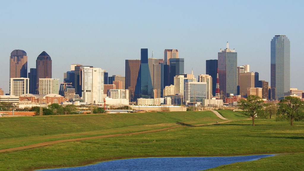 Sell My House Dallas-Fort Worth [Downtown Dallas from Trinity River]